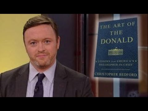 'The Art of the Donald' offers lessons from Trump's life