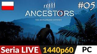 Ancestors: The Humankind Odyssey PL  odc.5 (#5)  Ech ten dziadek | Gameplay po polsku