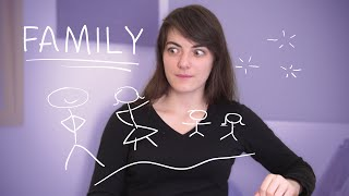 Weekly French Words with Lya - Family