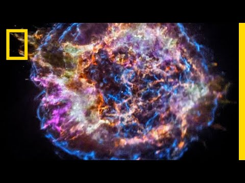 Explore the Remains of a Massive Supernova | National Geographic