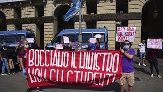 Torino, la rabbia di studenti e prof in Regione: