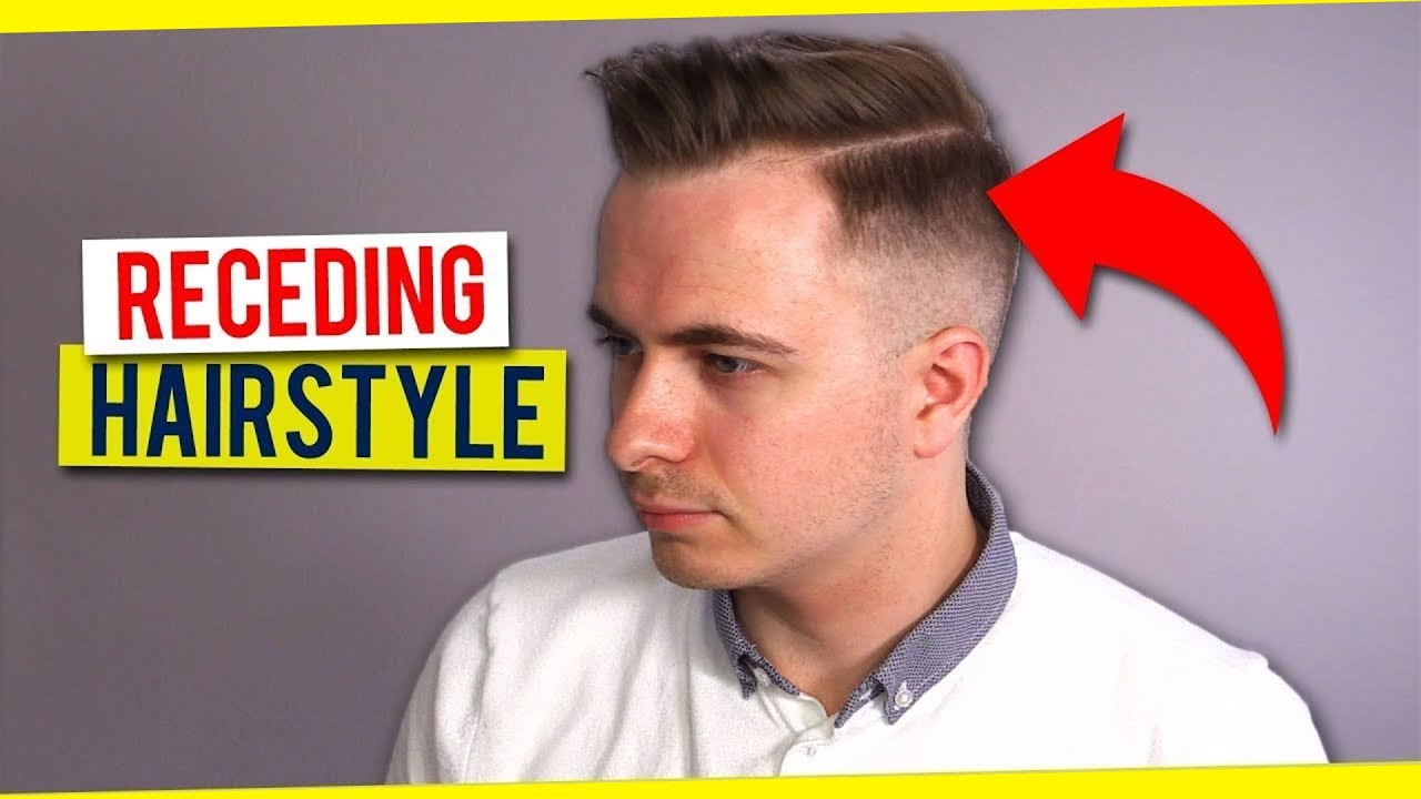 How To Style A Receding Hairline Secrets Of The Best Thin Hair
