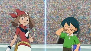 Pokémon Battle USUM: May Vs Max (Pokemon Sibling Hoenn)