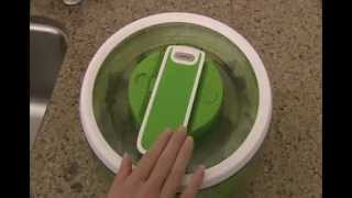 Сушка для зелени салата карусель Zyliss