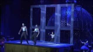 zen arts presents zero g trampwall acrobats