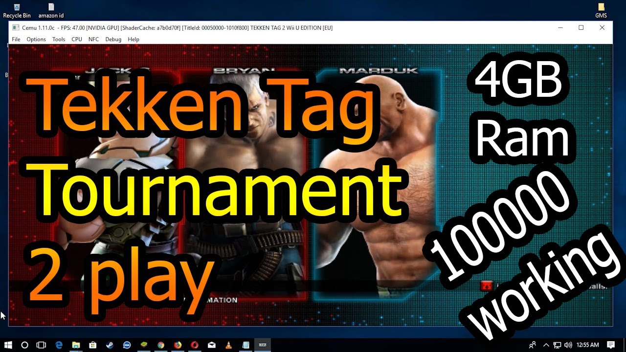 Tekken Tag Tournament 2 Game Download And Play For Pc And Laptop