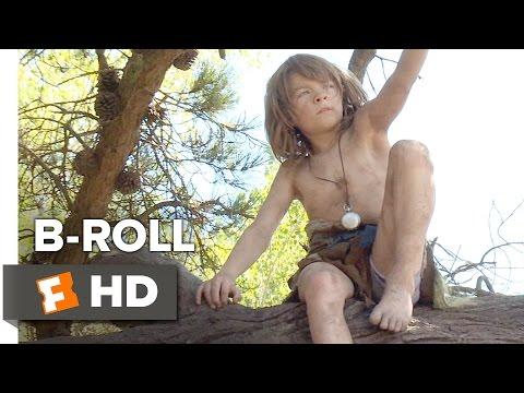 Pete's Dragon BROLL 1 2016  Bryce Dallas Howard Movie