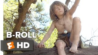 Pete's Dragon B-ROLL 1 (2016) - Bryce Dallas Howard Movie