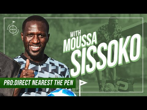 MOUSSA SISSOKO | Pro:Direct Nearest The Pen Challenge
