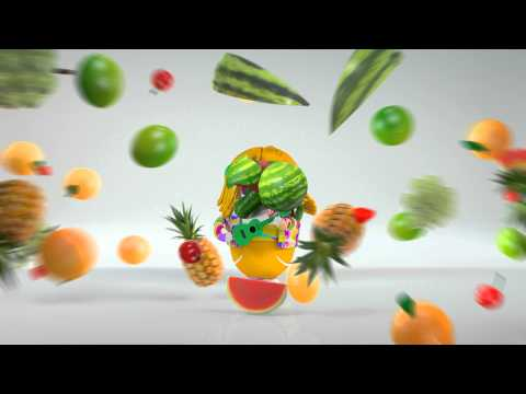 """Ferrero Tic Tac """"Surprise!"""" - 2012"""