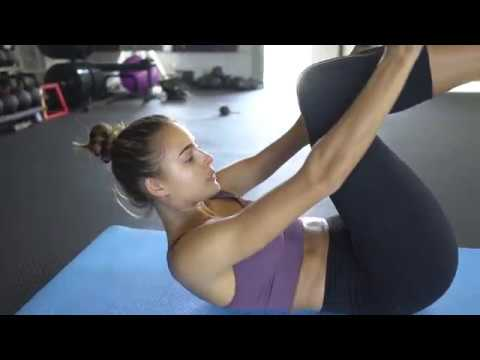 getting summer bod ready with ally courtnal  abs workout