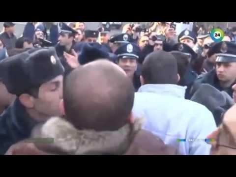 ВМЕСТЕ. Убийство в Гюмри: трагедия объединила Армению