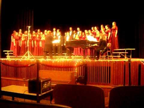 NHS Concert Choir: I Need a Silent Night