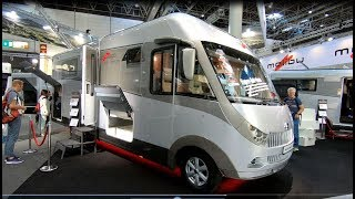 CARTHAGO LINER FOR TWO I 53L MOTORHOME IVECO DAILY LUXUS CAMPER WALKAROUND + INTERIOR