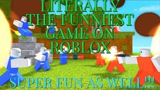 THE FUNNIEST GAME IN ROBLOX!!! II Roblox Ragdoll Mayhem