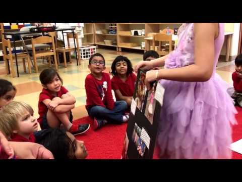 Davi's celebration - Coppell Montessori Academy