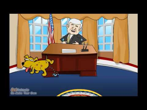 Moon Colony 2020 Newt Gingrich Barack Obama Family Guy The Simpsons