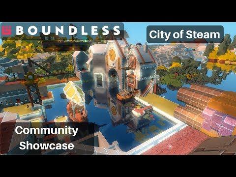 City Of Steam   Community Showcase   Boundless