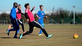 La Juventus prepara la sfida contro il Frosinone - Juventus gear up for Frosinone