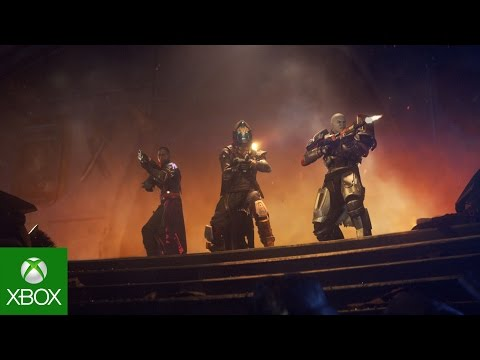 Official Destiny 2 - Rally the Troops Worldwide Reveal
