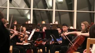 Fantasia on Shenandoah - Rose-Hulman String Quartet