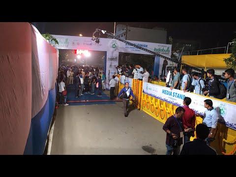 LIVE - Vasai Virar Mayor's Marathon
