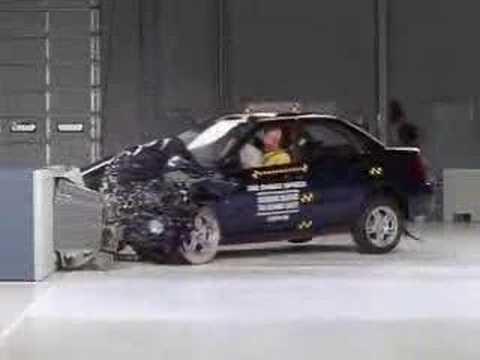 Saab 9 2x vs subaru impreza