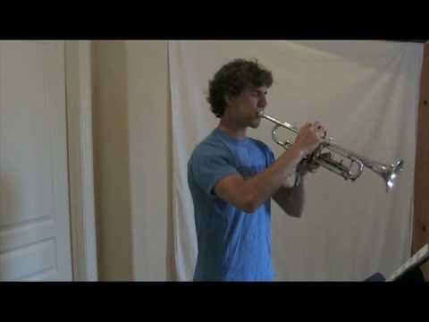 UCLA Marching Band Audition - Kevin Hudson