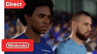 FIFA 19 - Nintendo Switch   Nintendo Direct 9.13.2018
