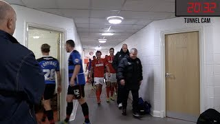 TUNNEL CAM: Charlton v Doncaster Rovers