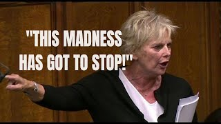 Brexit Negotiations Soubry to Theresa May