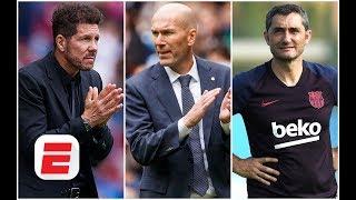 La Liga 2019-20 predictions: Can Barcelona hold off Real Madrid & Atletico Madrid? | La Liga