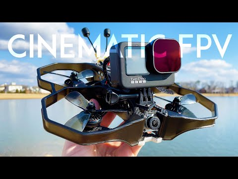 The BEST Cinematic FPV Drone?