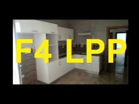 "LPP ORAN (prototype logement) F4  ""شقة نموذجية ""سكنات الترقوي العمومي"