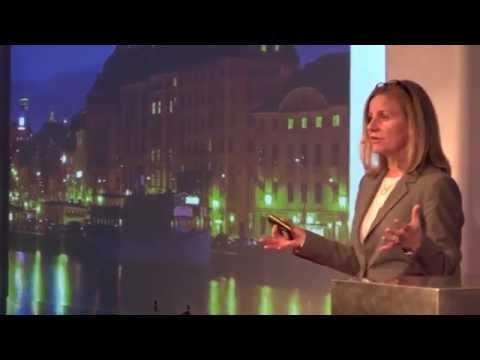 Helene Barnekow, VP and Chief Commercial Officer TeliaSonera: The Future of TeliaSonera