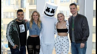 Why Marshmello and Anne-Marie Created New Song About Friend-Zoning