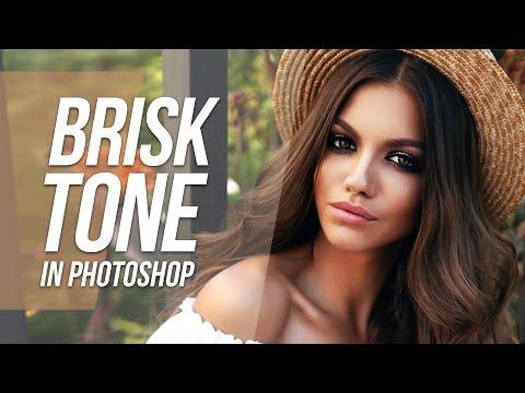 How To Create A Brisk Colour Tone -...