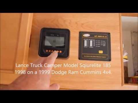 Solar Powered  Truck Camper Living In It 5 Weeks!  Update.