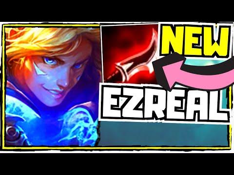 NEW Ezreal in Season 11 [Poke Build] | League of Legends (Season 11)