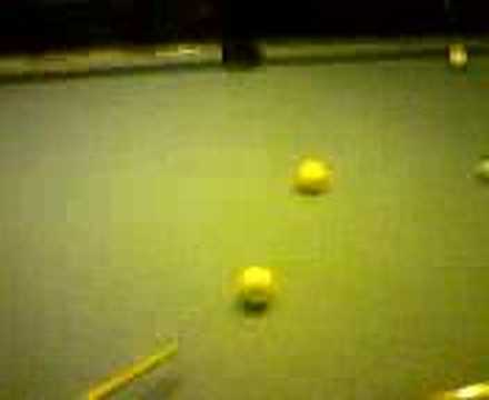Playing Pool - Mile End