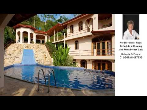 Own This Slice of Paradise! TURNKEY VILLA for Sale - Phenominal Value!, Plantanillo, COSTA RICA