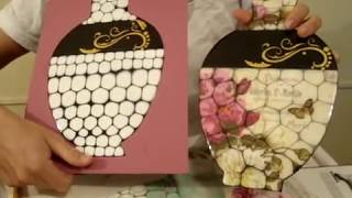 Deco Artesanal -Mosaico e Decoupage