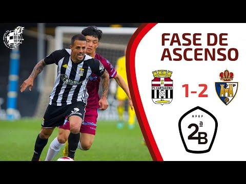 Resumen   FC Cartagena 1 - 2 SD Ponferradina
