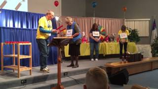 Kids Church - The Gifts of the Holy Spirit
