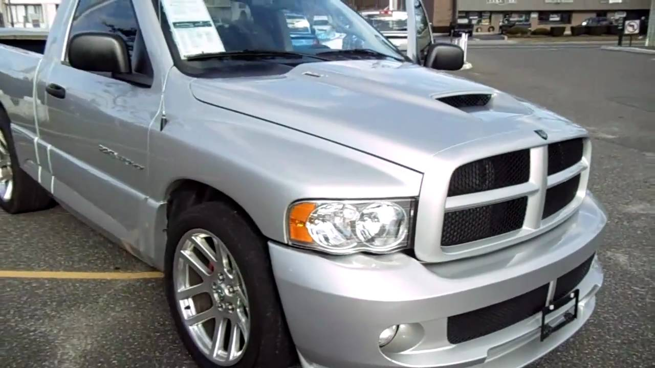 2004 Dodge Ram Srt 10 Viper Truck For Headers Magnaflow Exhaust Sold You