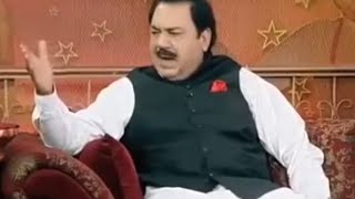 Hasb e Haal - 31 December 2015 | Azizi as Rehman Malik