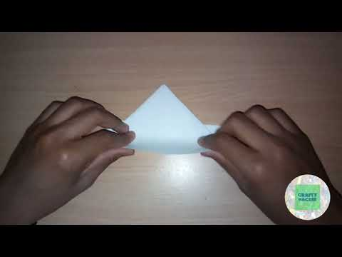 3 simple and easy paper crafts for kids//Crafty Hacker//