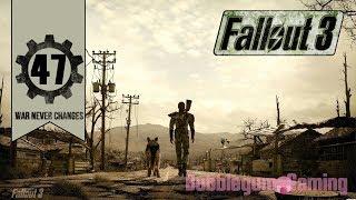 [Fallout 3] #47 l'Abri 92 : 2/2 Les fangeux ne sont pas des habitants de l'abri ! | Let's play