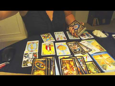Aquarius- So much Chaos. Time to Clear Something Up? Oct 16-31 General Love Reading