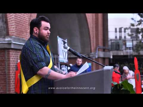 Take Back The Night 2014 Guest Speaker - Jamie Sivrais Mp3